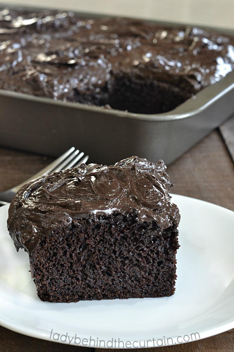 Dark Chocolate Cake Recipe  Dark Chocolate Cake Recipe birthday cake potluck recipe