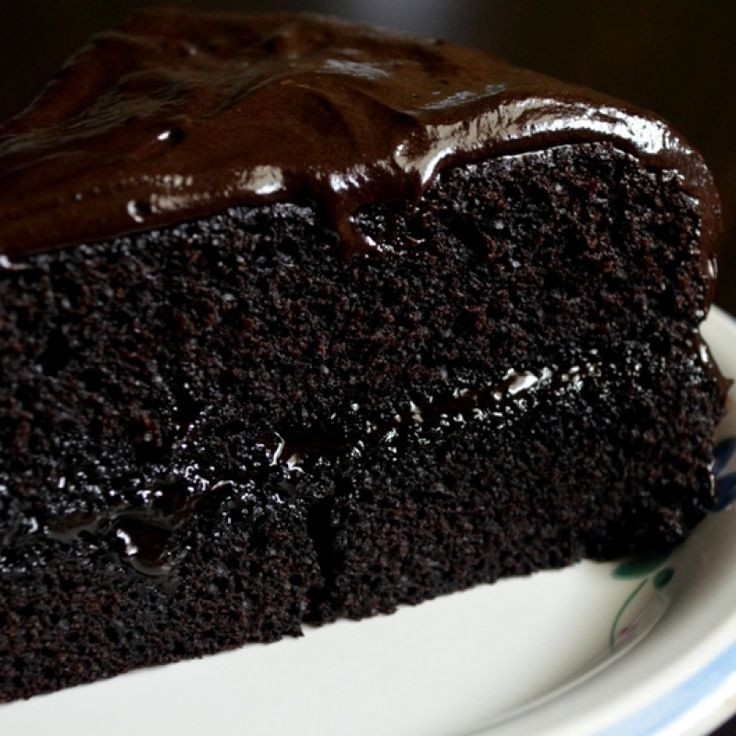 Dark Chocolate Cake Recipe  Double Dark Chocolate Cake Kerala Cooking Recipes
