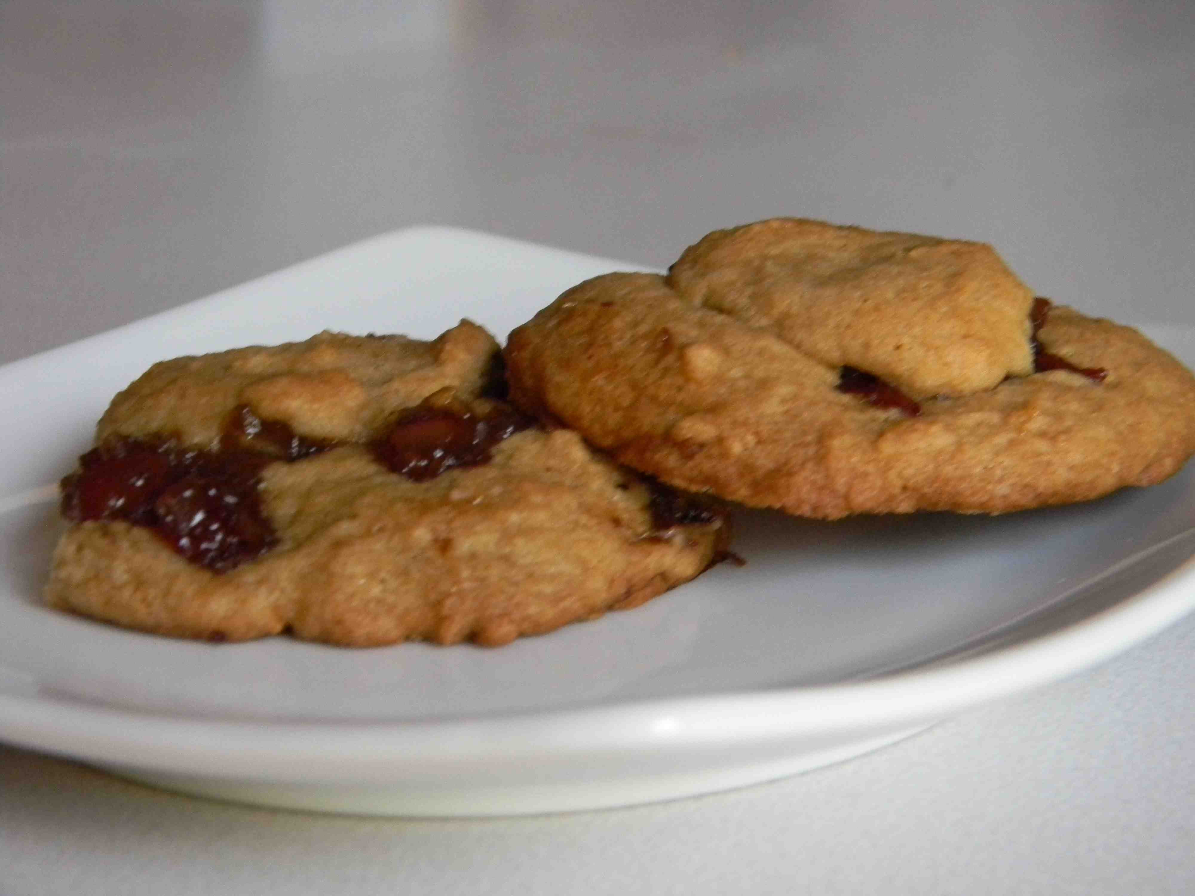 Date Filled Cookies  Badger Girl Learns to Cook by Kimberly Aime – Date Filled