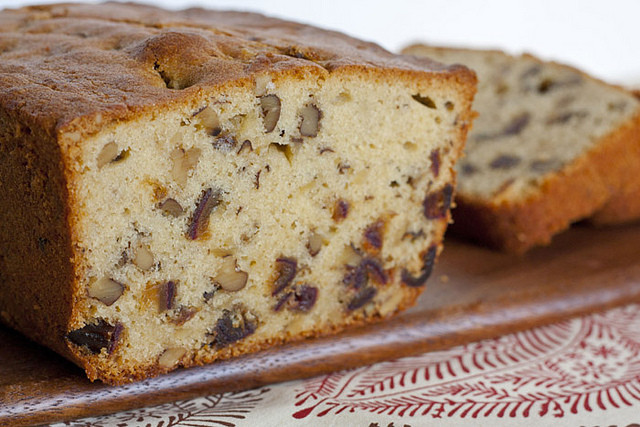 Date Nut Bread Recipe  Vanilla Garlic Good Dates and Bad Dates Date Nut Bread