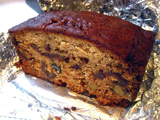 Date Nut Bread Recipe  Crazy for Date Nut Bread