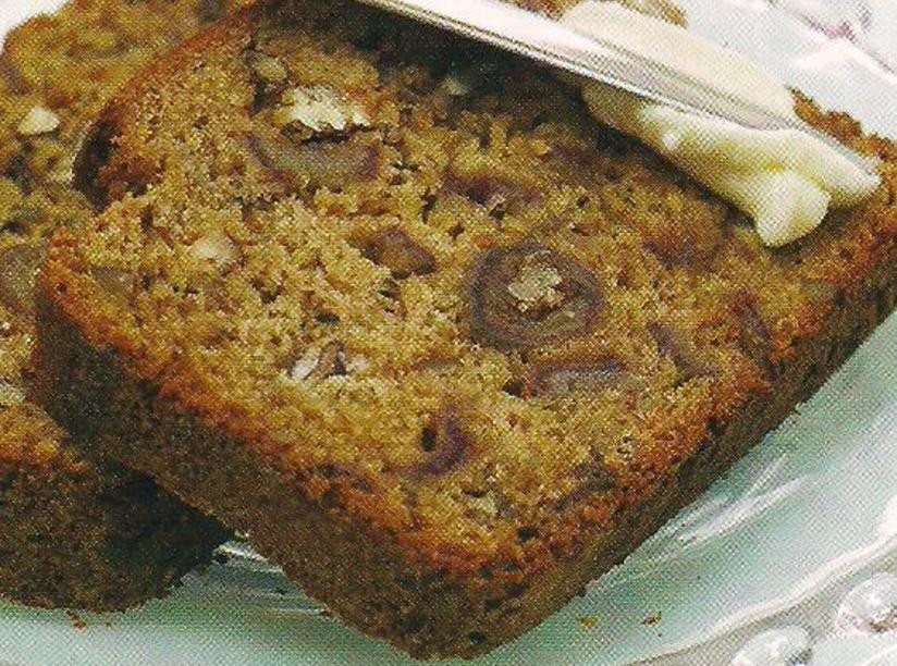 Date Nut Bread Recipe  Date Nut Bread Recipe 2