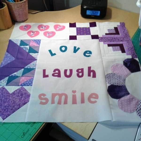 Daughter For Dessert Chapter 11  Block of the Month Dear Daughter Quilt Archives