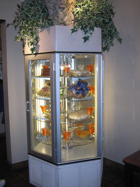 Dessert Display Case  Dessert display case