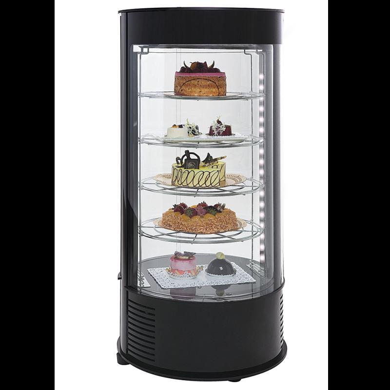 Dessert Display Case  DOLCE Refrigerated Countertop Display Case Refrigerated