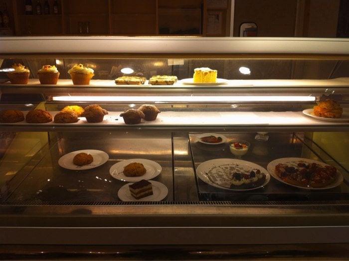 Dessert Display Case  Glass dessert display case Yelp