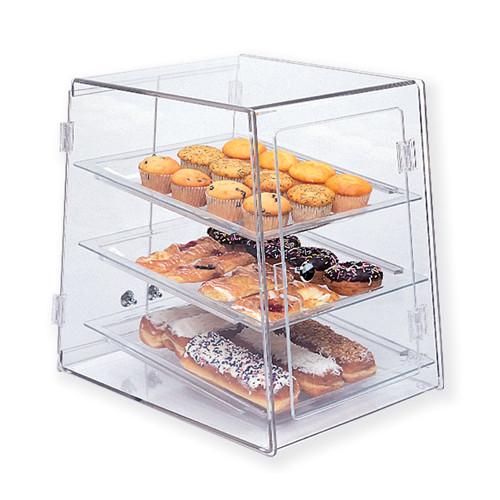 Dessert Display Case  Self Serve Pastry Counter Case Countertop Acrylic Bakery