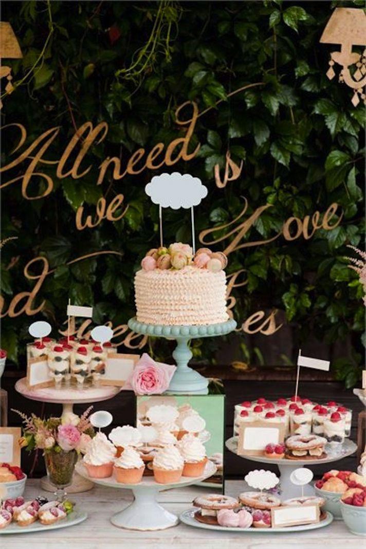 Dessert Display Stands  Delicious and Delightful Dessert Displays