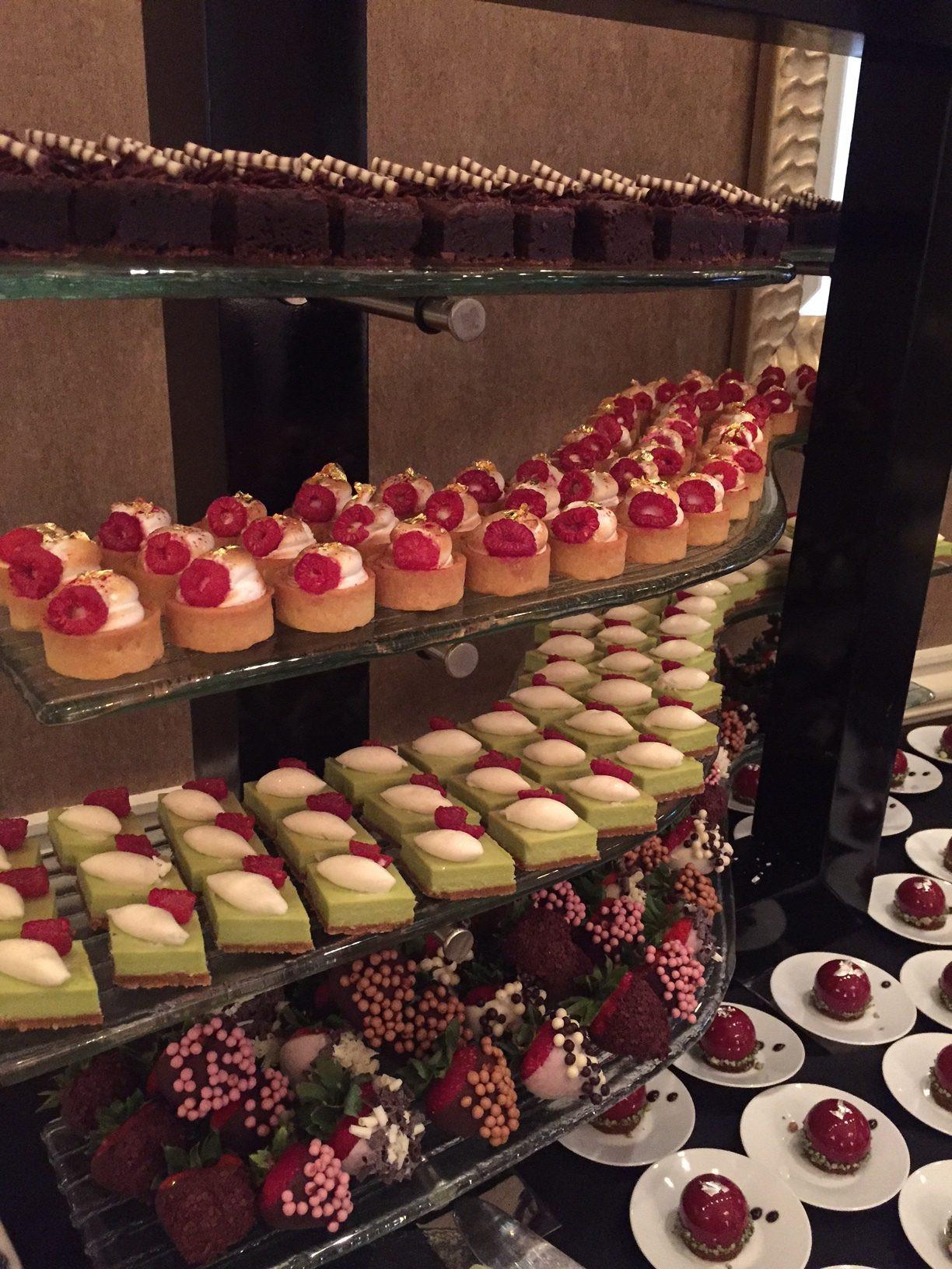 Dessert Display Stands  Trend Alert Mini Dessert Displays