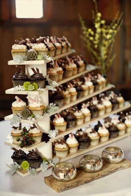 Dessert Display Stands  31 Creative Wedding Mini Dessert Stand Ideas Weddingomania