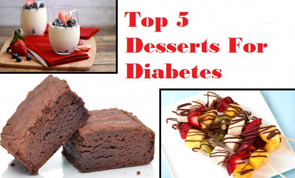 Dessert For Diabetics 5 Best Dessert Recipes for Diabetic Patients