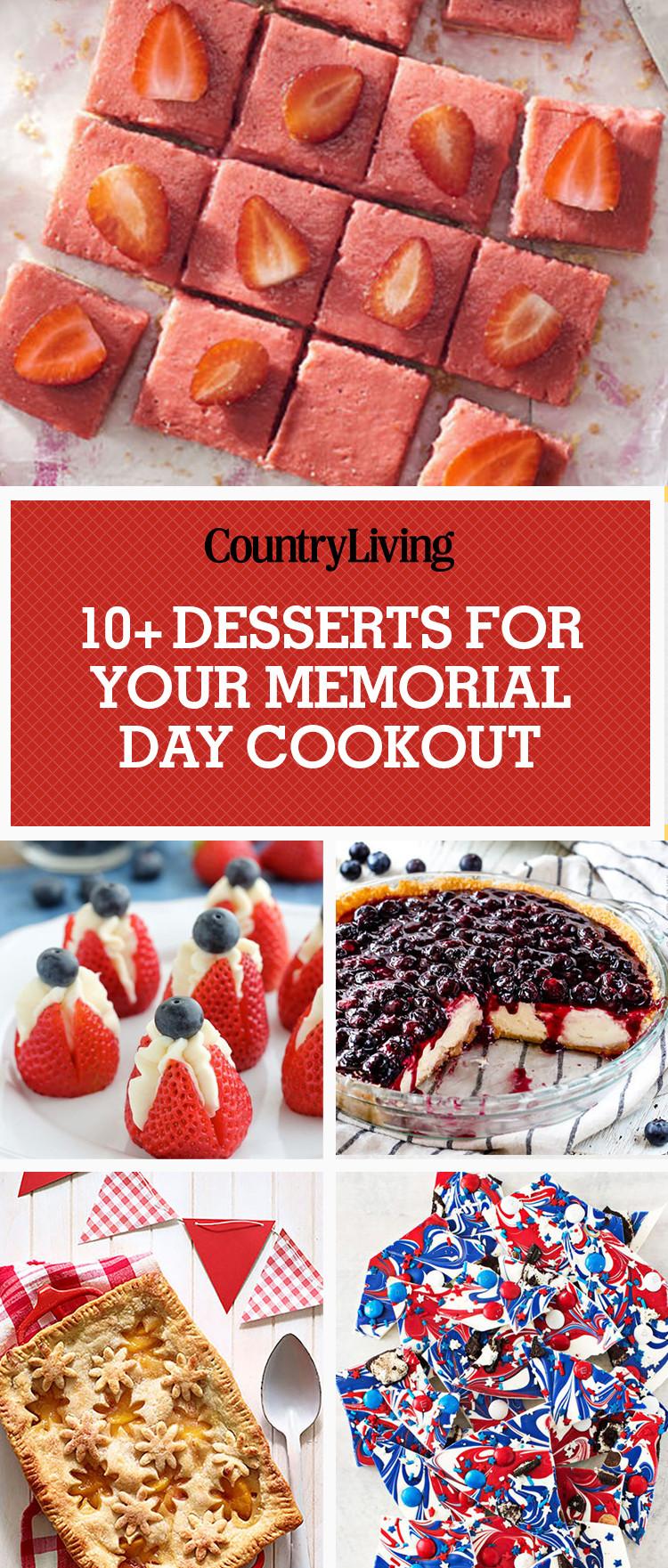 Dessert For Memorial Day  13 Easy Memorial Day Desserts Best Recipes for Memorial
