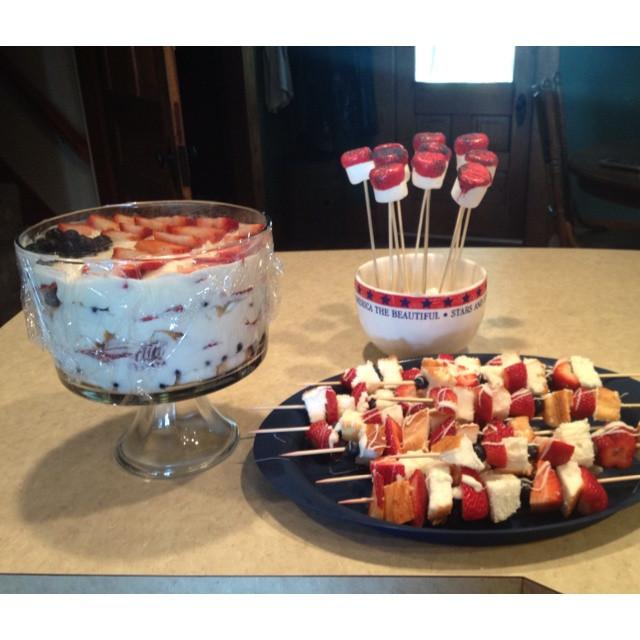 Dessert For Memorial Day  12 best Memorial Day images on Pinterest