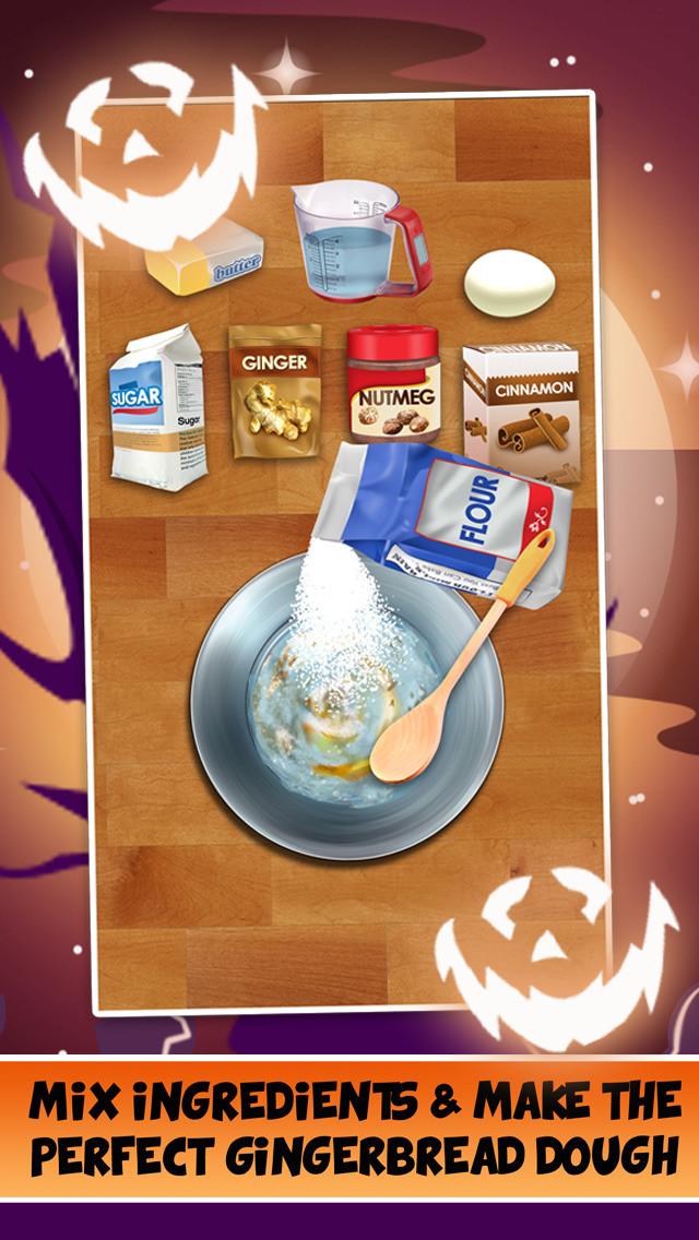 Dessert Making Games  Halloween Food Maker Salon restaurant cookie jam