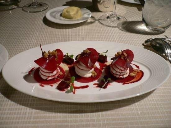 Dessert Restaurants Nyc  Dessert Picture of Restaurant Gordon Ramsay London