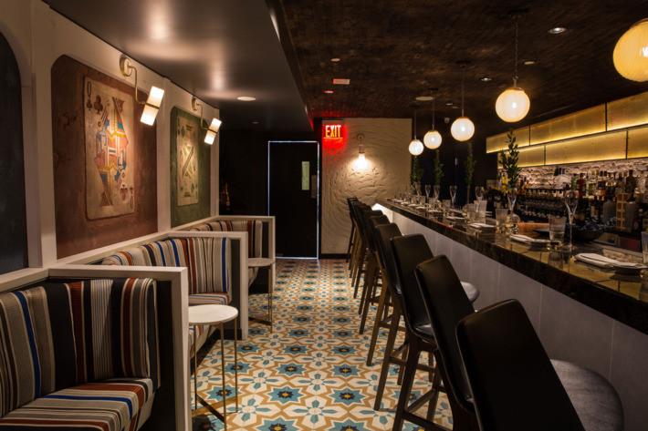 Dessert Restaurants Nyc  Patisserie Chanson's Dessert Bar Opens in NYC