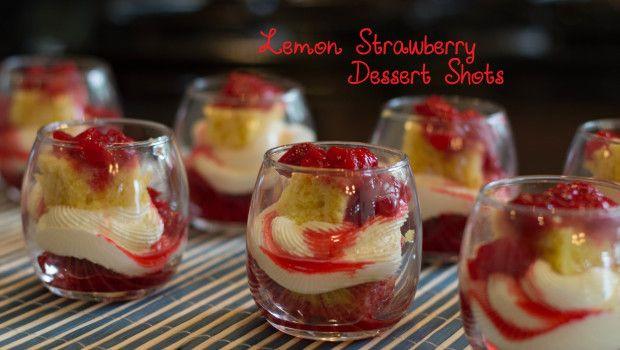 Dessert Shot Recipe  8 best images about Dessert Shooters on Pinterest