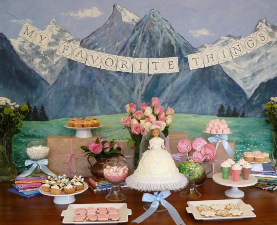 Dessert The Song  Dessert Table DIY Inspiration to Reality – Elizabeth