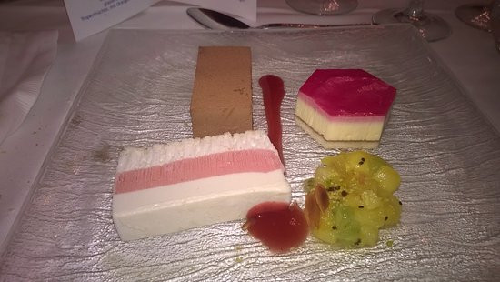 Dessert The Song  Dessert Picture of Royal Palace Music Hall Adam MEYER