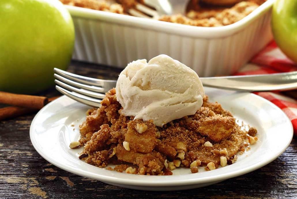 Dessert With Apples  Paleo Apple Crisp Recipe