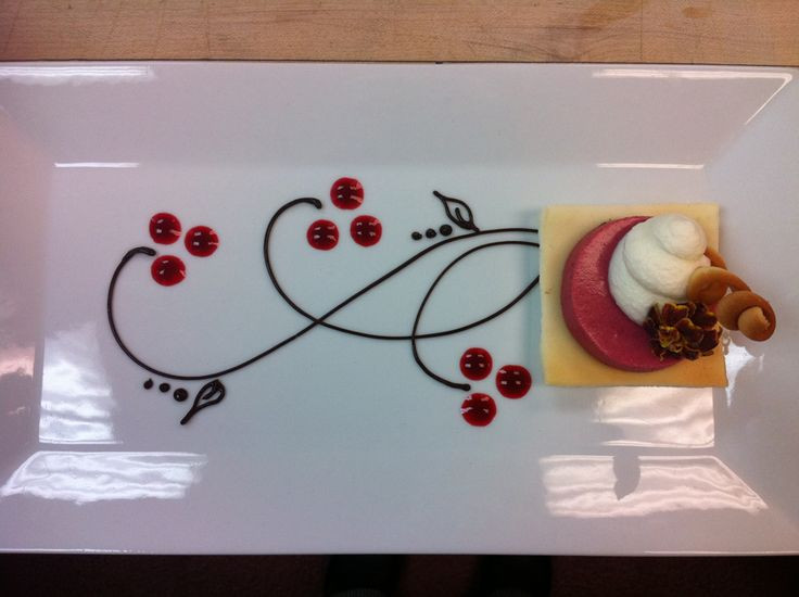 Desserts By Design  25 best ideas about Plated Desserts on Pinterest