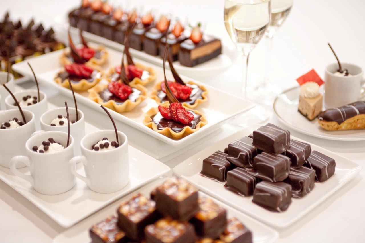 Desserts By Design  Turn Dessert Hour into Happy Hour