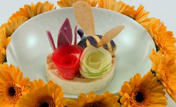 Desserts By Michael Allen  Tim Allen's Frugal Flowers dessert recipe and Michael's