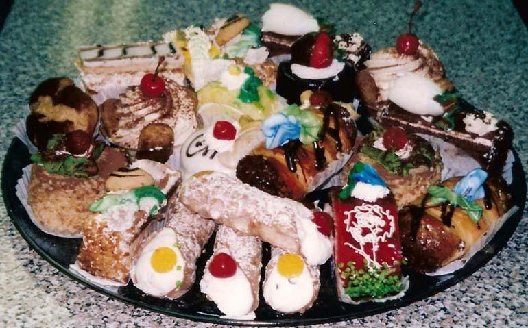 Desserts By Michael Allen  Teacher Plans