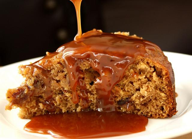 Desserts By Michael Allen  Rachel Allen's Sticky Toffee Pudding Suzie the Foo
