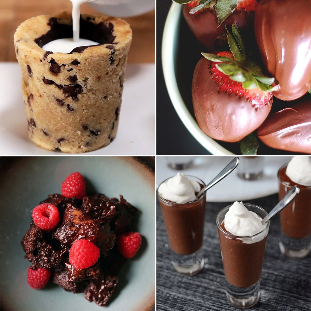 Desserts For One  Top Dessert Recipes From Pinterest
