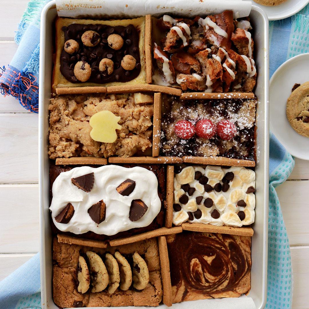Desserts For One  8 Desserts in 1 Pan Gluten Free Baking w Sweet Loren s
