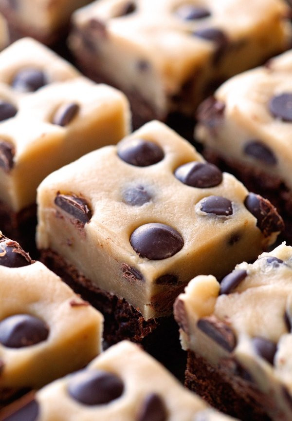 Desserts To Make  7 Different Types of Desserts to Make with Cookie Dough …