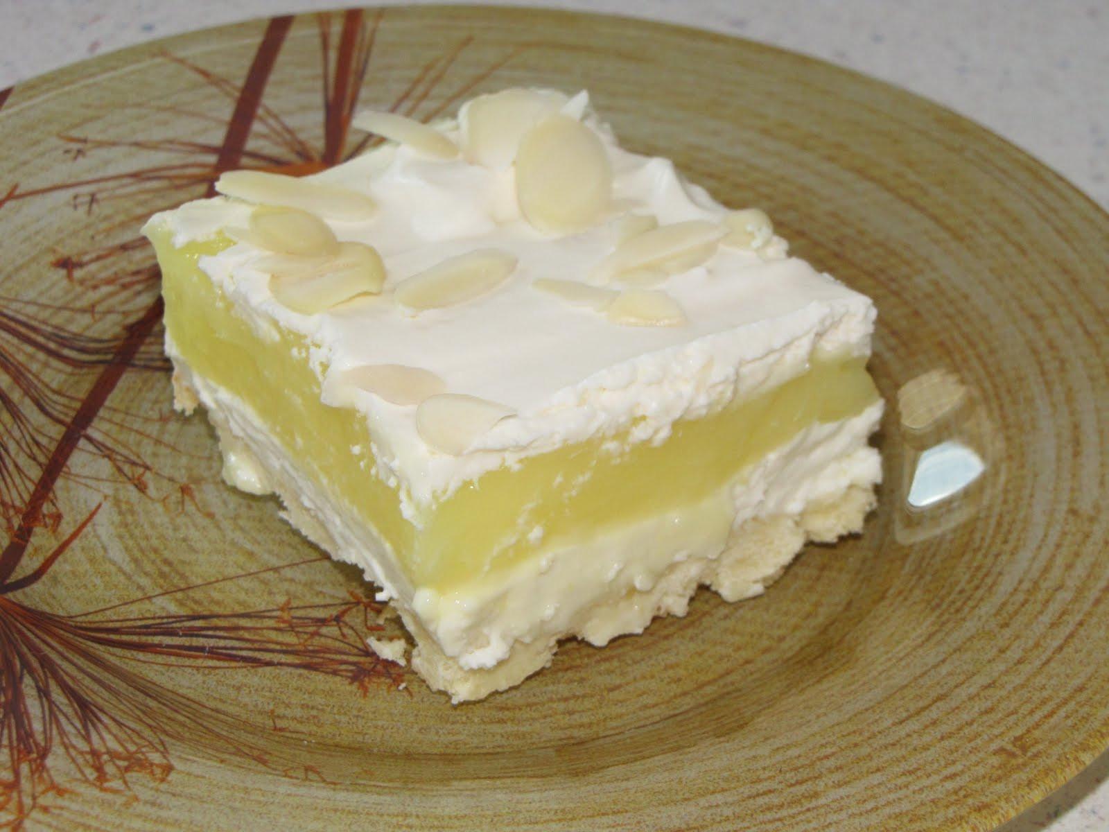 Desserts With Lemon  Dessert Recipe Lemon Cake Ideas and Designs