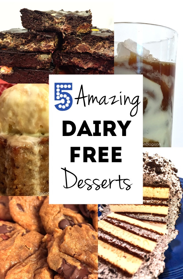 Desserts Without Dairy  The Easiest Dairy Free Ice Cream Cake Dairy Free Dessert