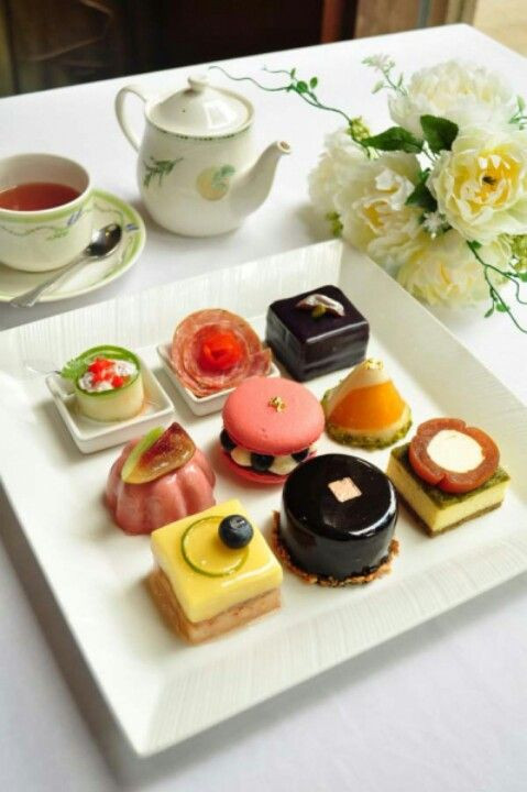 Desserts Without Dairy  119 best Afternoon tea images on Pinterest