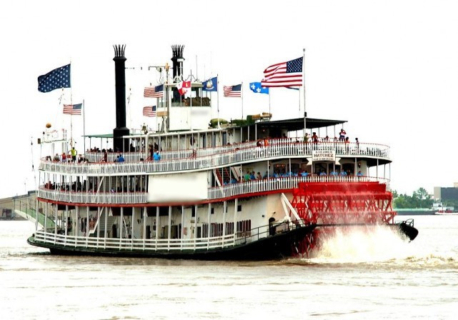Dinner Cruise New Orleans  Book a River Jazz Cruise in New Orleans with TripShock