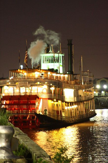 Dinner Cruise New Orleans  Riverboat Natchez on the Mississippi in New Orleans Love