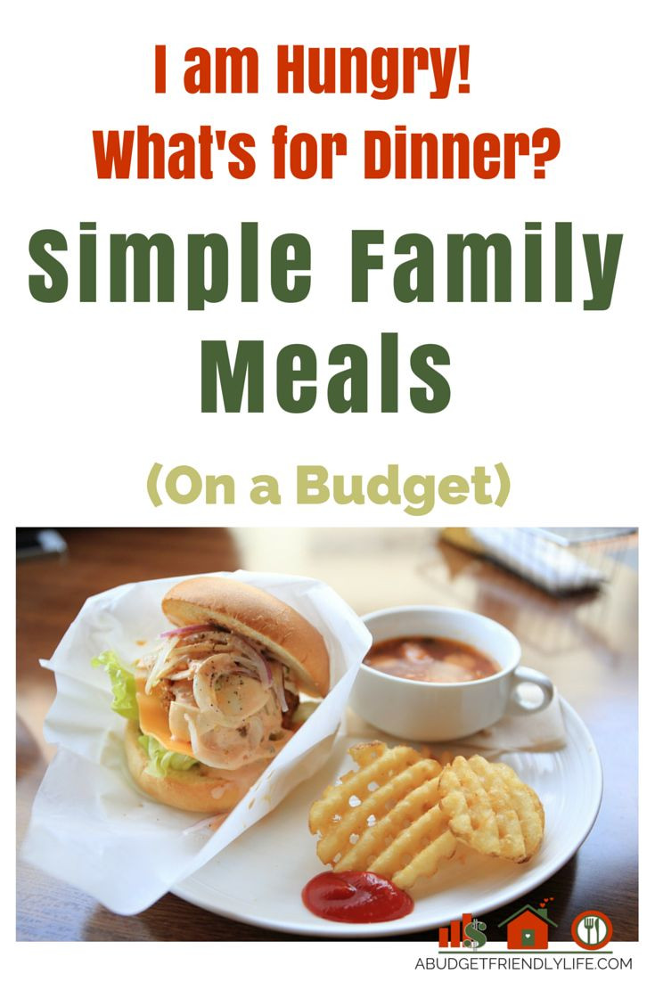 Dinner On A Budget  1000 images about Menu Plan Monday Easy Frugal Meals