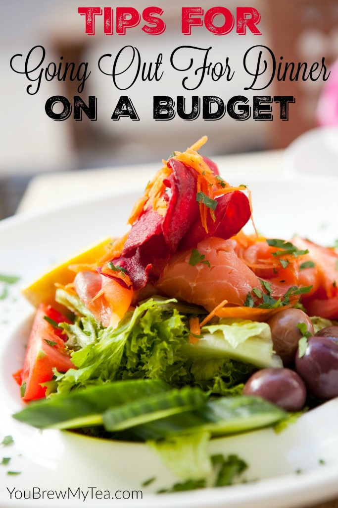 Dinner On A Budget  Tips For Going Out For Dinner A Bud