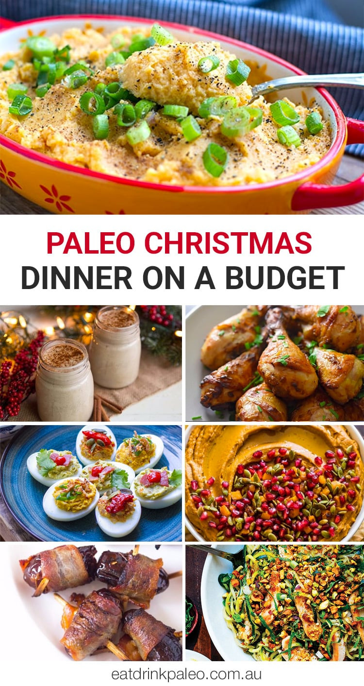 Dinner On A Budget  Paleo Christmas Dinner A Bud Eat Drink Paleo