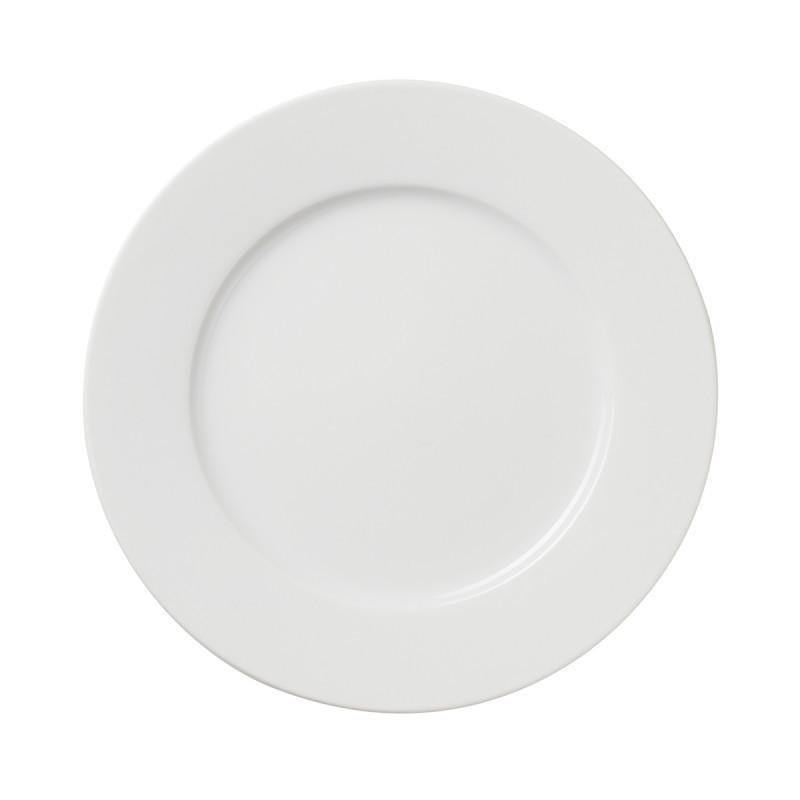 Dinner Plates Sizes  Set of 4 white plates set of 4 dinner plates porcelain