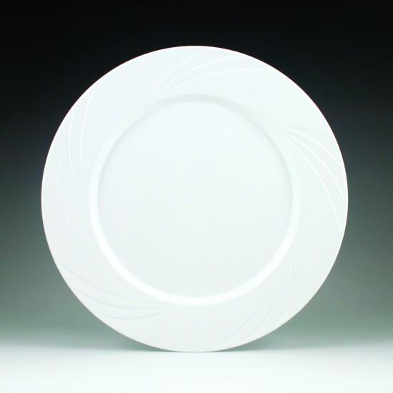 """Dinner Plates Sizes  10 75"""" Newbury Full Size Dinner Plate"""