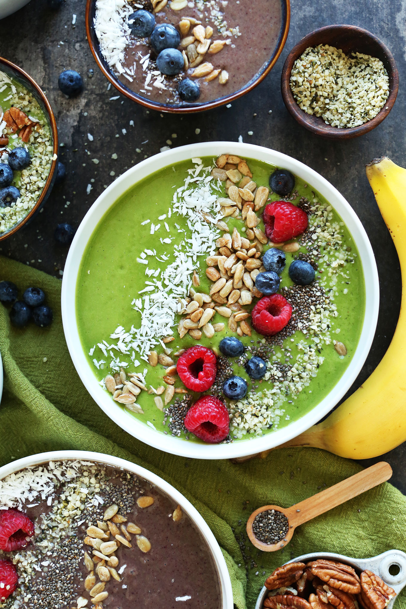 Dinner Smoothies Recipe  15 Superfood Bowl Recipes Fit Foo Finds