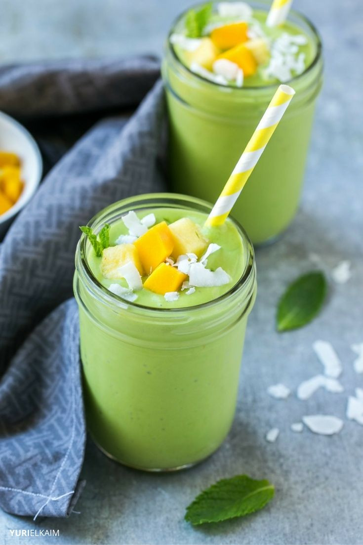 Dinner Smoothies Recipe  The Ultimate Healthy Meal Replacement Smoothie