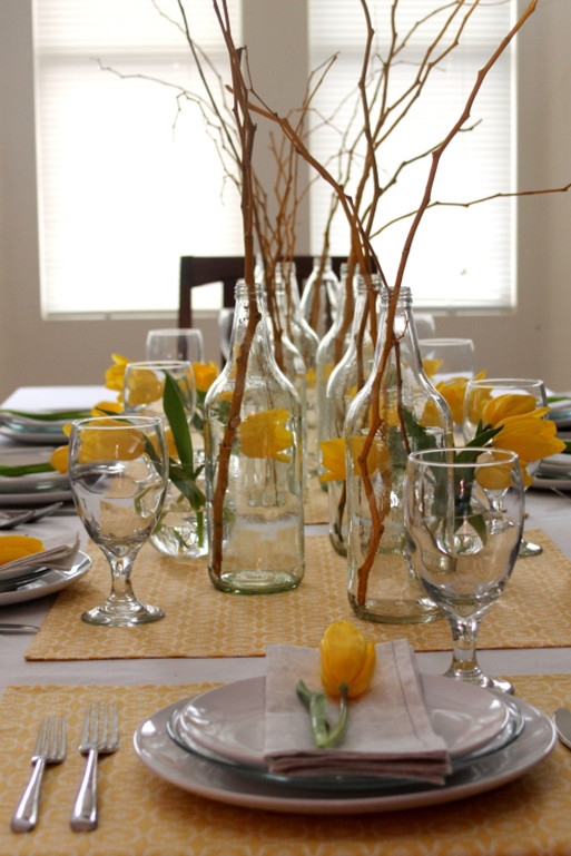 Dinner Table Centerpiece  Dining Table Formal Dining Table Centerpiece Ideas