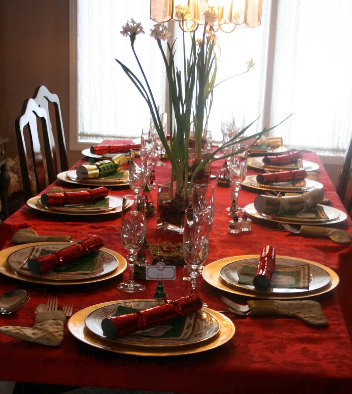 Dinner Table Decorating  Dining Table Decor for Perfect Dinner Traba Homes