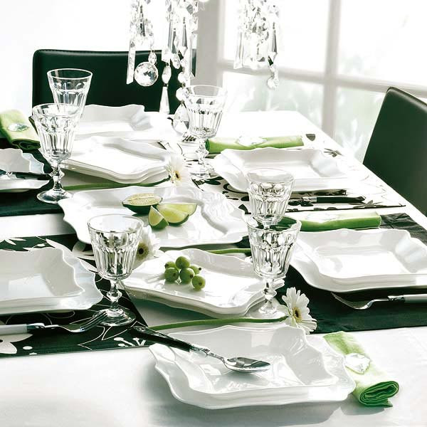 Dinner Table Decorating  Table Decorations 18 Christmas Dinner Table Decoration