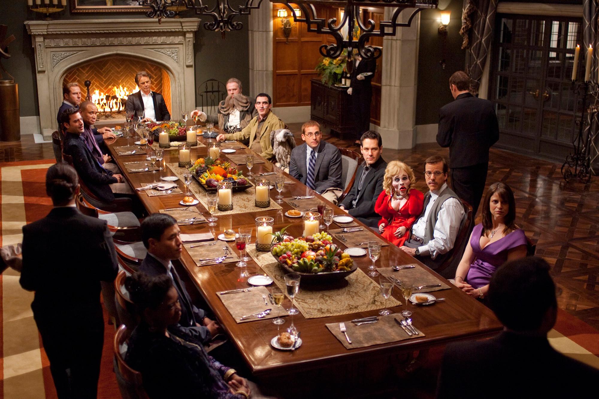 Dinner With Schmucks  Director Jay Roach Interview DINNER FOR SCHMUCKS AUSTIN