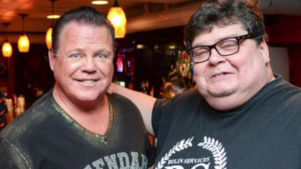 Dinner With The King  Kenny Bolin on Jerry Lawler s Dinner With The King podcast