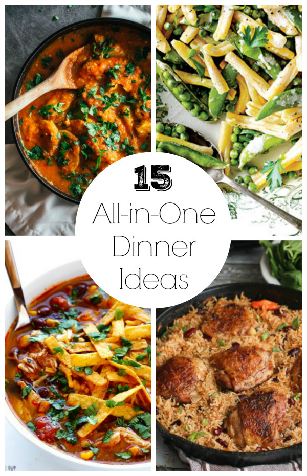 Dinners For One Ideas  15 Delicious All In e Dinner Ideas
